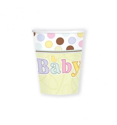 Bekertjes baby (266ml, 8st)