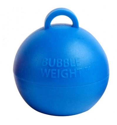 Ballongewicht bubble blauw (35gr)