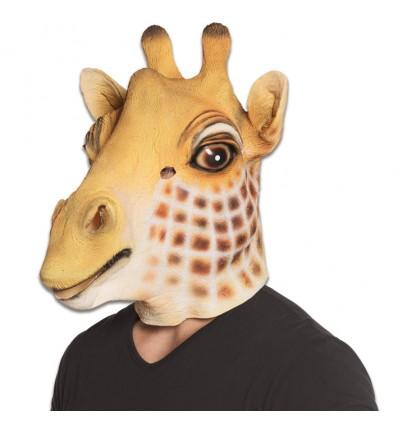Masker giraffe