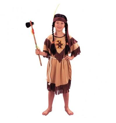 Indianen meisje (139-155cm)