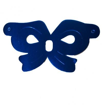 Bannersymbool strik blauw