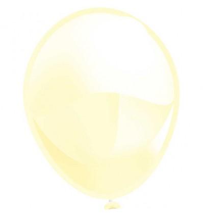 Topballon parel ivoor (Ø91cm)
