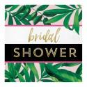 Servetten bridal shower (33x33cm, 16st)