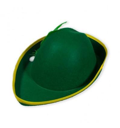 Robin Hood groen vilt