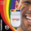 Fanbrush regenboog (4,8g)