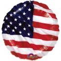 Folieballon USA (43cm)