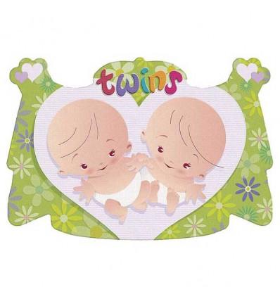 Kroonschild 'Twins'