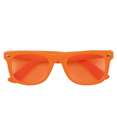 Bril dance oranje