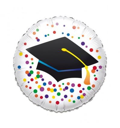 Folieballon graduation (43cm)
