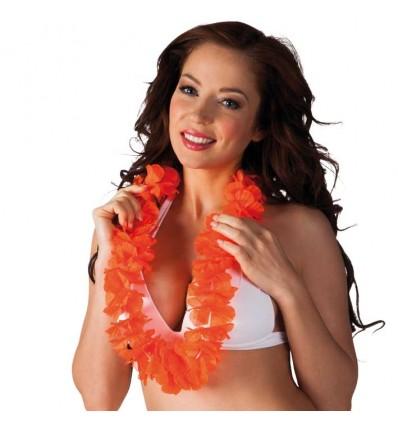 Hawaïkrans oranje