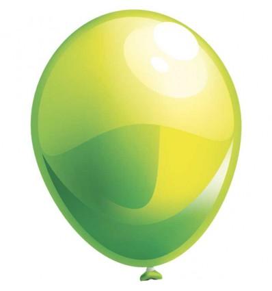 Topballon parel appelgroen (Ø91cm)