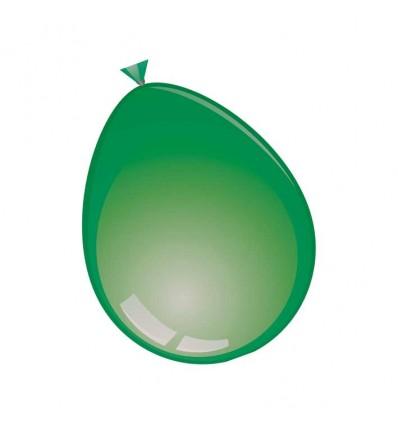 Ballonnen donkergroen (Ø61cm, 10st)
