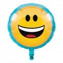 Folieballon emojions (46cm)