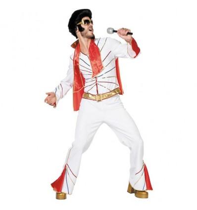 Mr. Elvis met sjaal (mt 56)