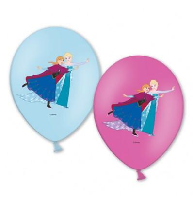 Ballonnen Frozen (Ø28cm, 6st)