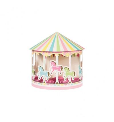 Centerpiece carousel (30x30cm)