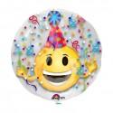 Folieballon emoticon Insiders (60cm)