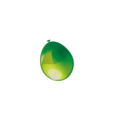 Ballonnen parel groen (Ø12,5cm, 100st)