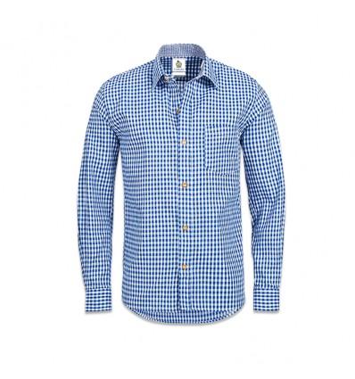 Overhemd Anton blauw (mt XXL)