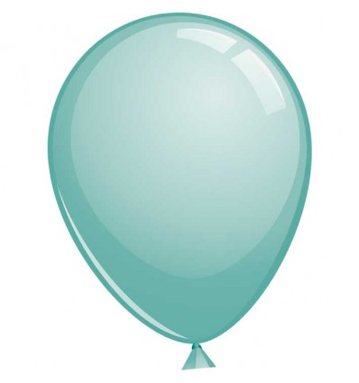Topballon lichtgroen (Ø91cm, 6st)