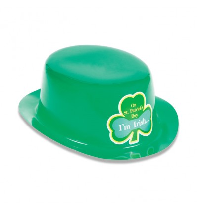 Plastichoed St.Patrick's day