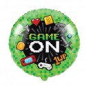 Folieballon gaming party (46cm)